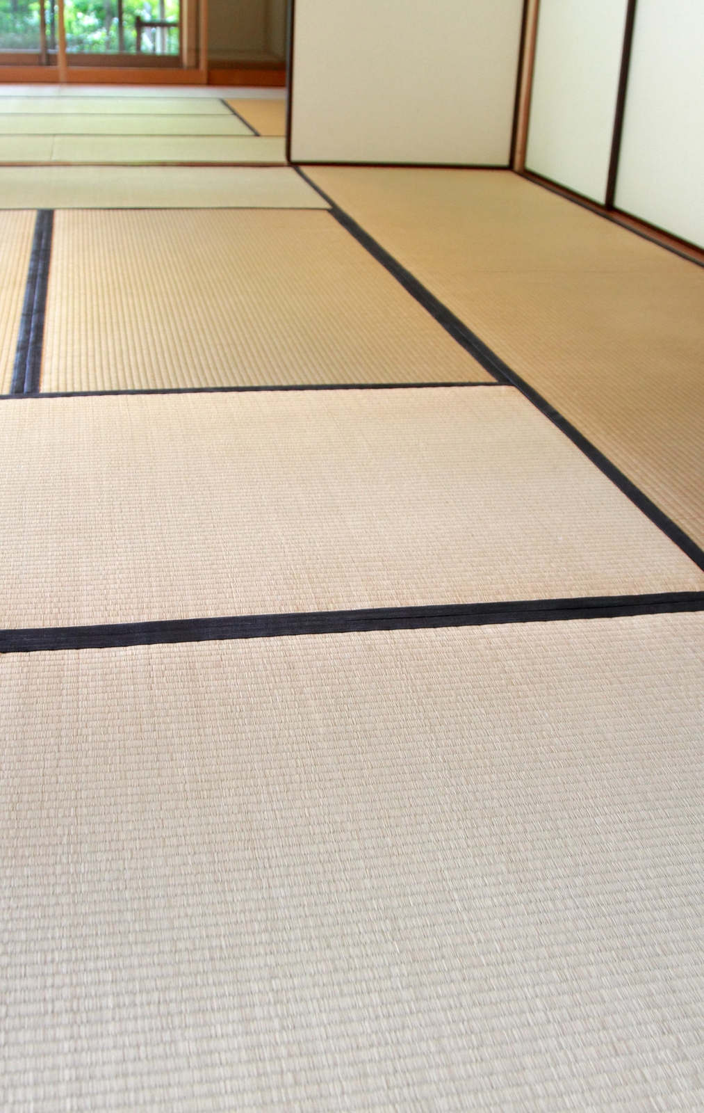 How to take care and clean your tatami room
