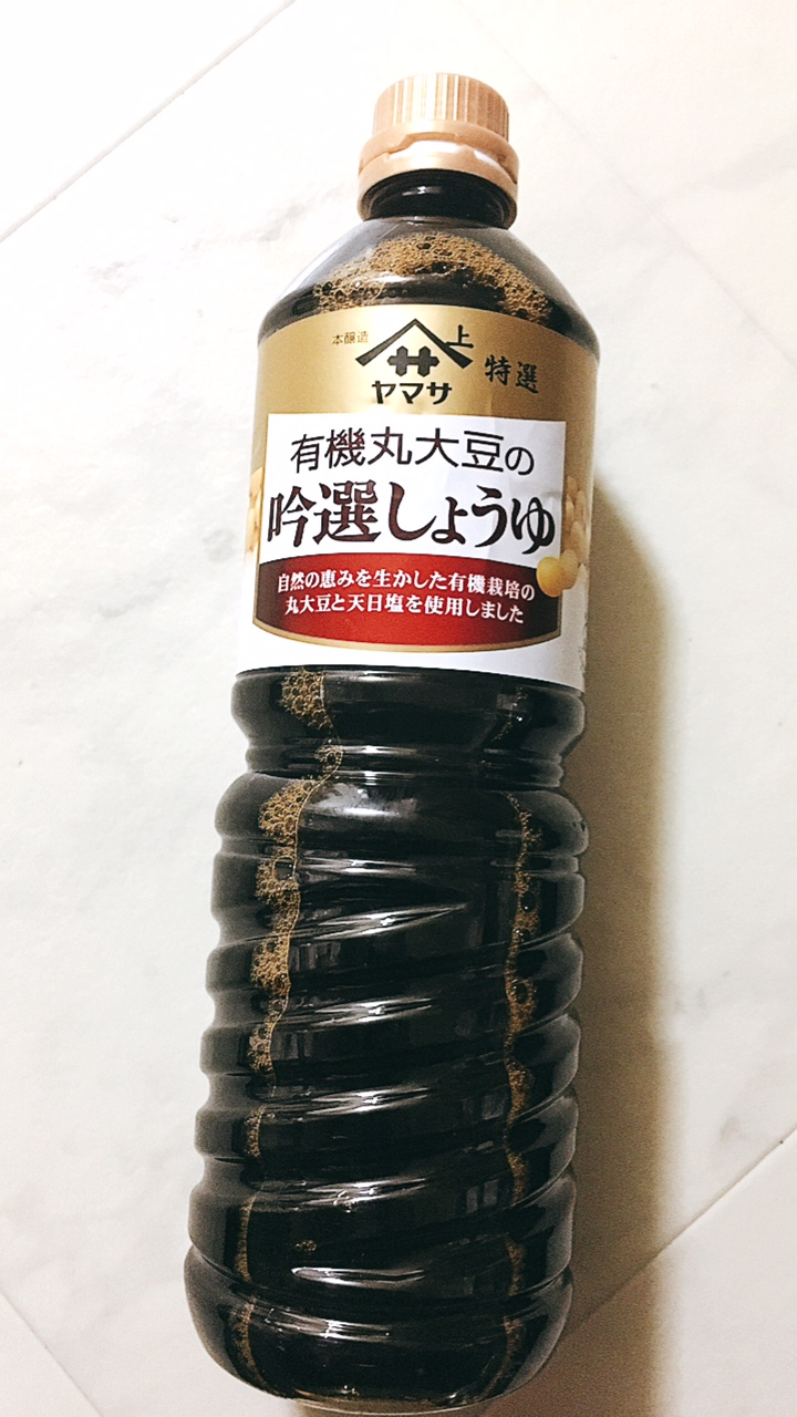 Finding a non alcoholic soy sauce in Japan
