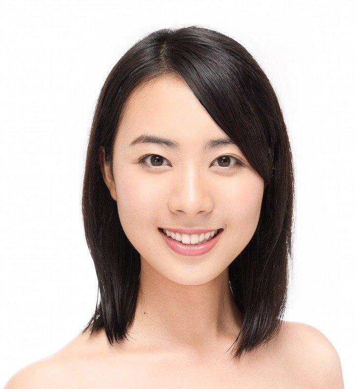 Shiho Takada Crowned as Miss Nippon 2017