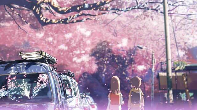 Watch Makoto Shinkai's Anime on TV Asahi