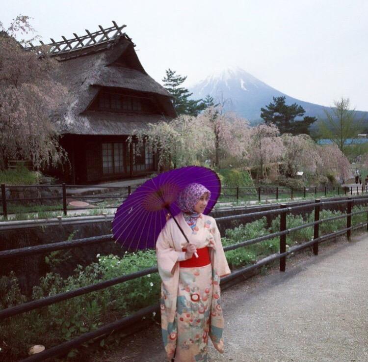 Iyashi no sato-sato nenba: A healing village in Yamanashi Prefecture