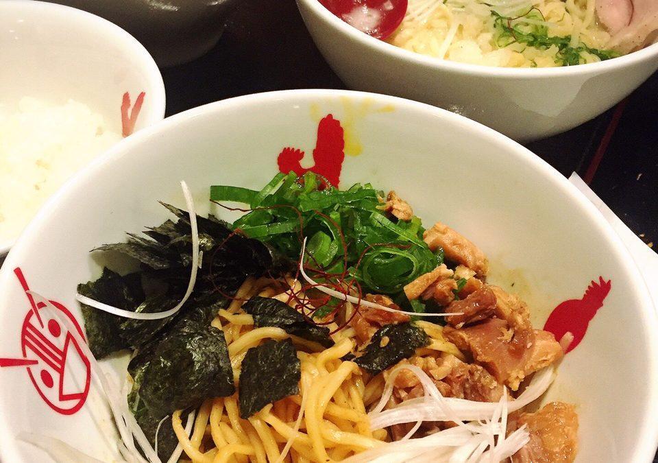Slurping Ayam-ya, halal ramen in Okachimachi