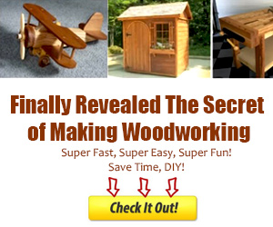 Secret of Woodworking